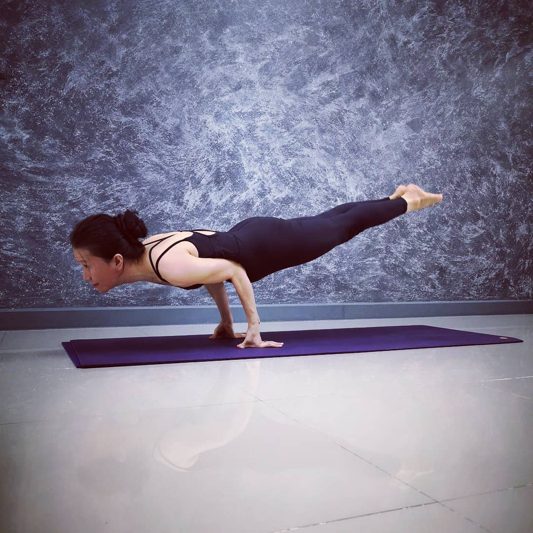 What Does It Mean By Mayurasana