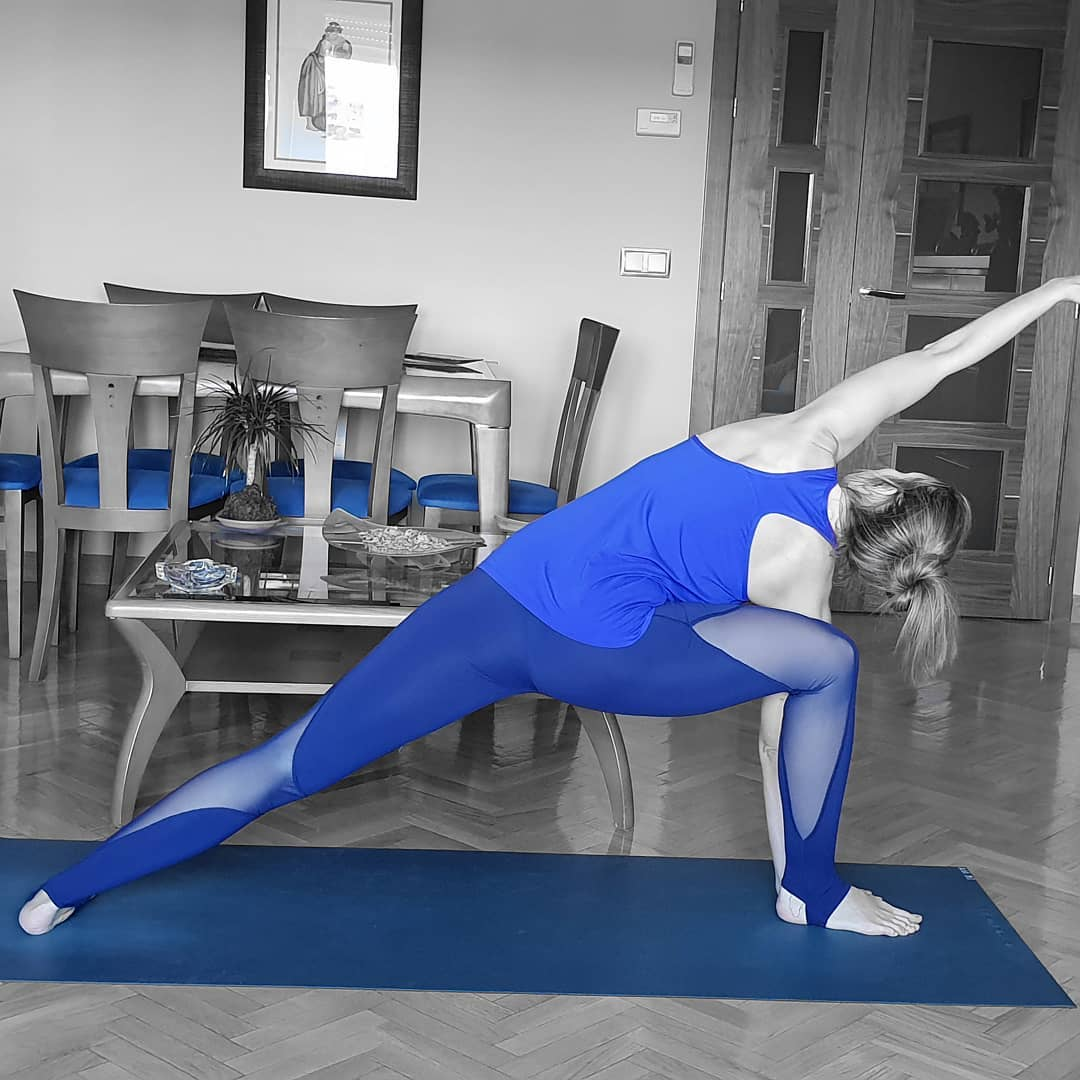 What Does It Mean By Parsvakonasana