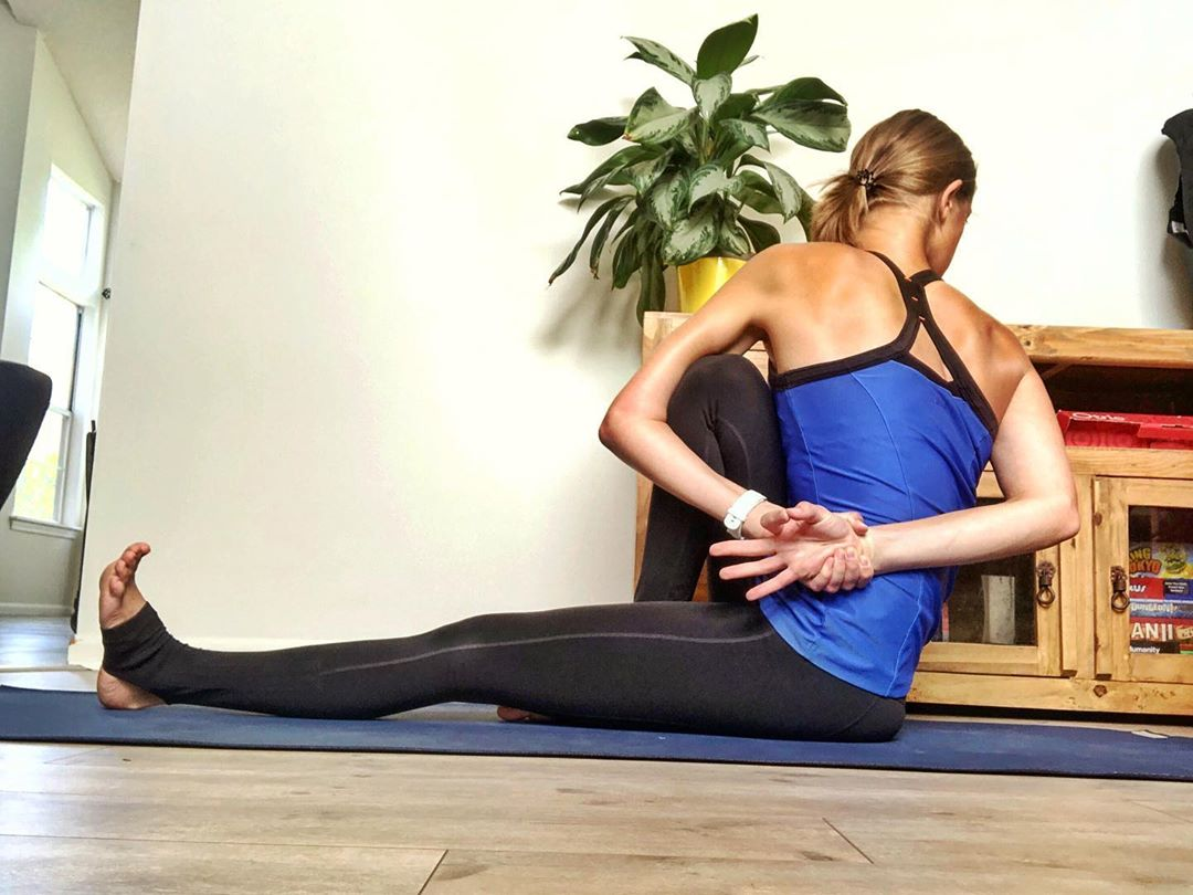 What Does It Mean By Marichyasana