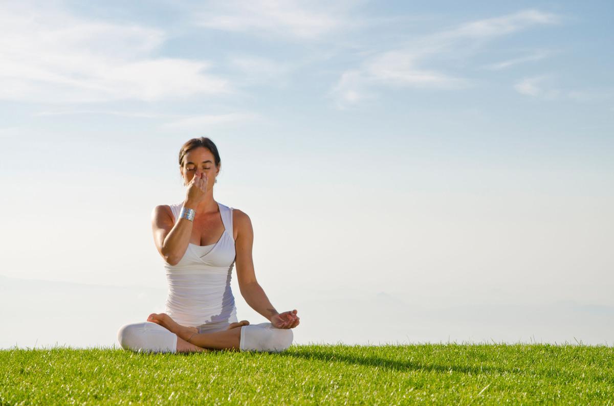Yoga for High BP