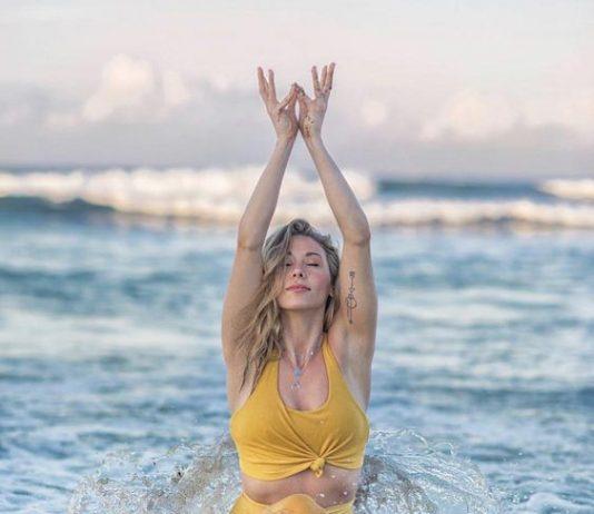 Yoga Slogan