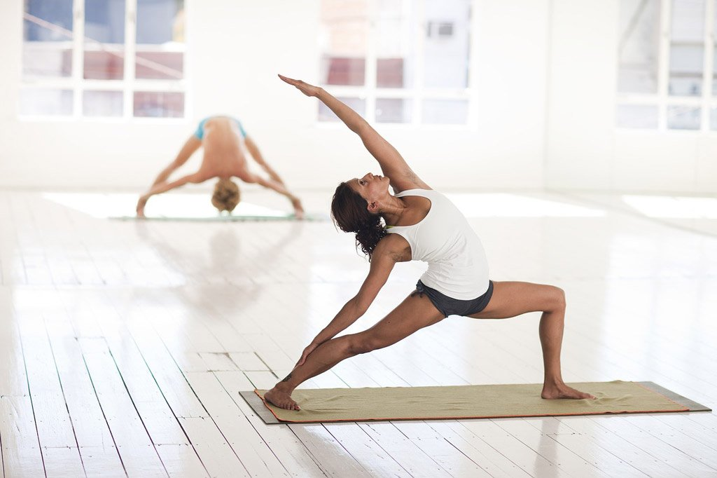 Hatha Yoga Sequence