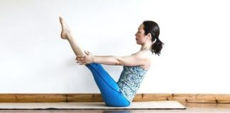 yoga asanas for reducing waist side bulges
