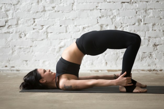 Setu Bandhasana Yoga Top 7 Yoga For Beginners