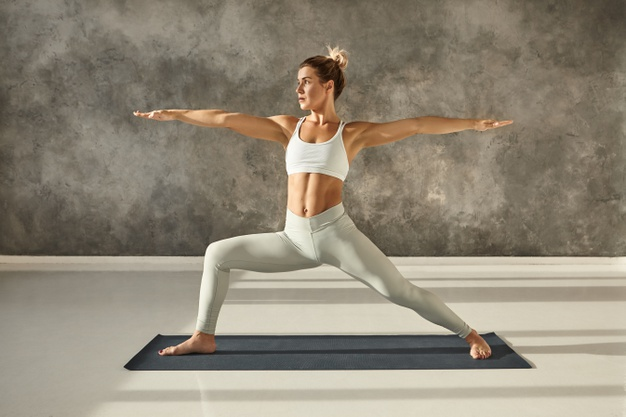 Virabhadrasana Yoga Top 7 Yoga For Beginners
